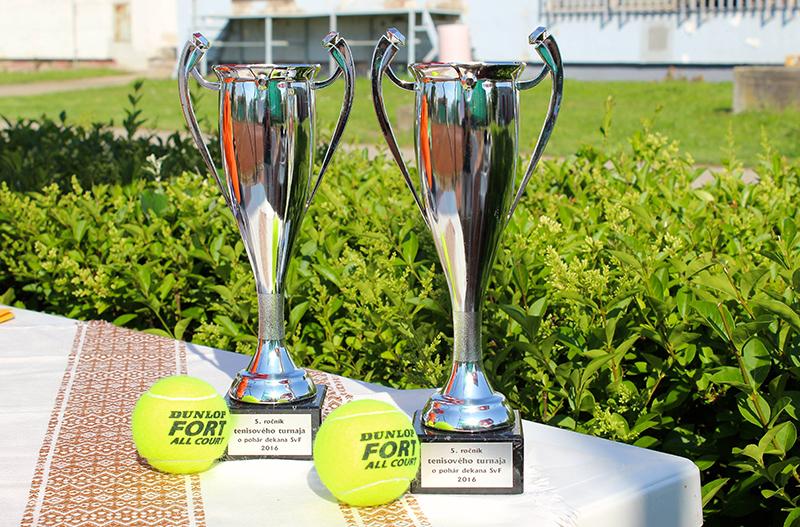 Tenisový turnaj o pohár dekana SvF