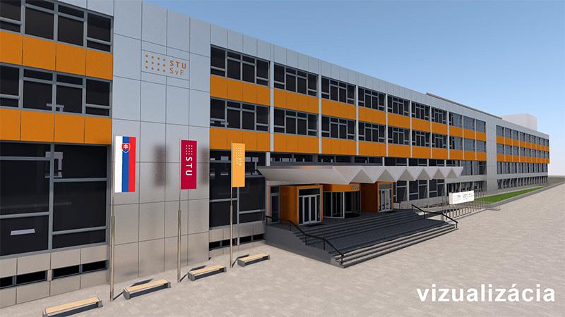 Obnova B-bloku Stavebnej fakulty - Stavebná fakulta STU v Bratislave ff555e4d5ff