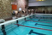 Majstrovstvá Stavebnej fakulty STU v plávaní 2017