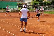 Tenisový turnaj o pohár dekana SvF STU 2019