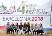 Volejbalistky SvF STU na svetovom univerzitnom šampionáte
