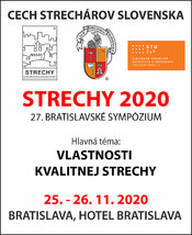 STRECHY 2020