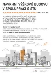 Navrhni svoju výškovú budovu v spolupráci so SvF STU