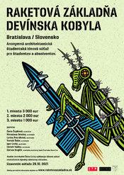 Študentská ideová súťaž - Raketová základňa Devínska Kobyla