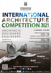 Medzinárodná architektonická súťaž Nadácie Jacquesa Rougerieho