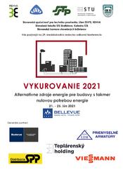 Pozvánka na konferenciu VYKUROVANIE 2021