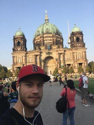 Od debaty s kamarátom na stáž do Berlína (Patrik v Berlíne)