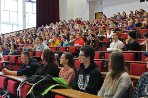 Rada IAESTE ocenila našu fakultu