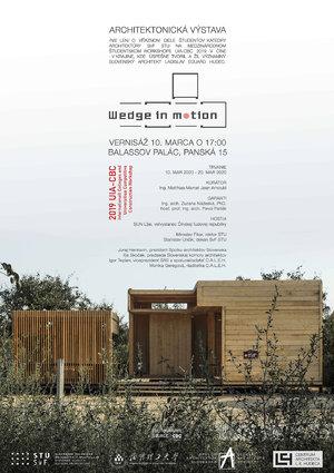Wedge in Motion/výstava vo virtuálnej galérii