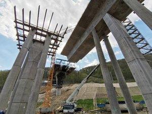 Online exkurzia na impozantnú stavbu rýchlostnej cesty pri Prešove