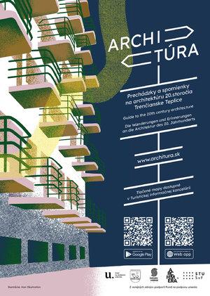 Študenti Katedry architektúry participovali na projekte Archi_túra Trenč. Teplice