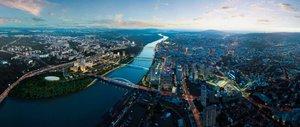 Študentská súťaž o najlepší návrh promenádneho mosta cez Dunaj