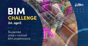 Študentská súťaž BIM CHALLENGE 2021