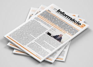 Študentská súťaž na nový layout časopisu Informácie SvF