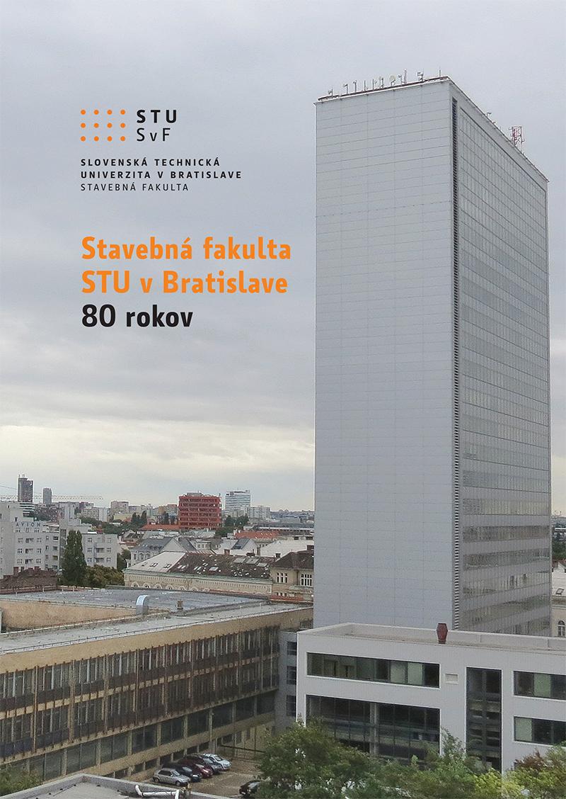 Pri príležitosti osláv 80. výročia začatia vzdelávania v stavebníctve a  geodézii na Slovensku vydala SvF STU v Bratislave príležitostnú publikáciu. 23e615869ca