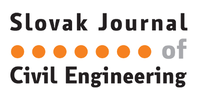 75304d3c5a Slovak Journal of Civil Engineering - Faculty of Civil Engineering ...